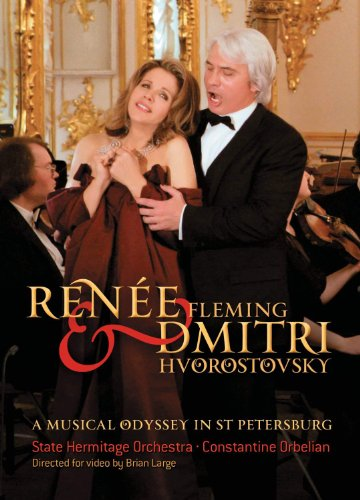 Renee Fleming & Dmitri Hvorostovsky: A Musical Odyssey in St. Petersburg