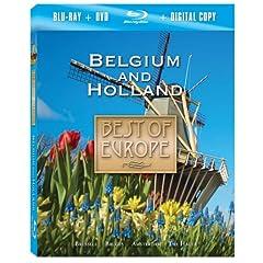 Best of Europe: Belgium & Holland (2pc) [Blu-ray plus DVD and Digital Copy]