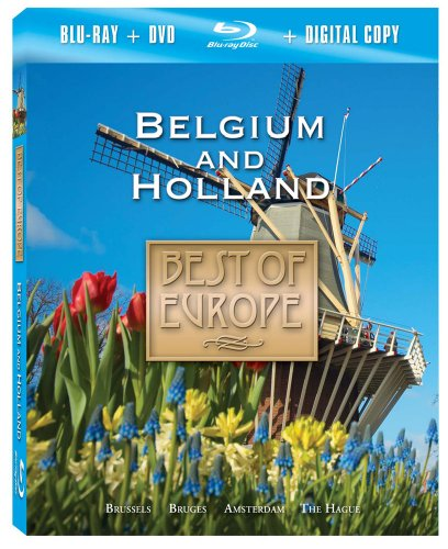 Best of Europe: Belgium & Holland (2pc) [Blu-ray plus DVD and Digital Copy]
