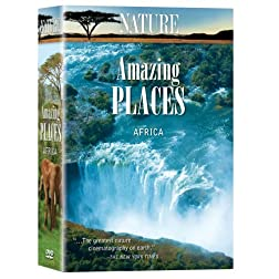Nature: Amazing Places: Africa (6pc)