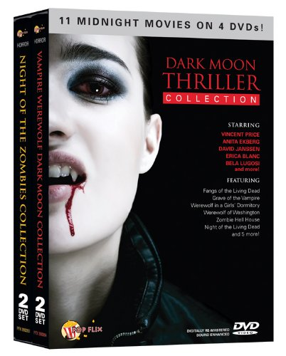 Dark Moon Thriller Collection