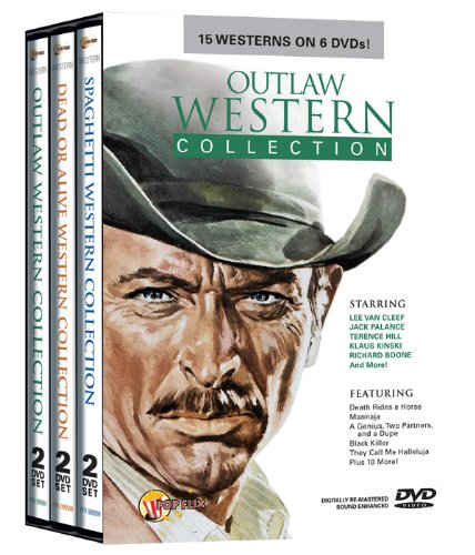 Outlaw Western Collection
