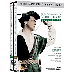 Adventures of Robin Hood Collection