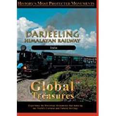 Global Treasures Darjeeling Himalayan Railway