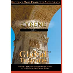 Global Treasures Cyrene