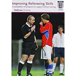 Improving Soccer Refereeing Skills DVD