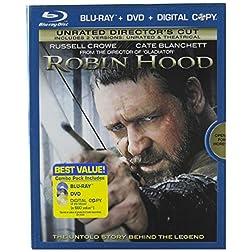 Robin Hood: Unrated Director's Cut (Blu-ray/DVD Combo + Digital Copy)
