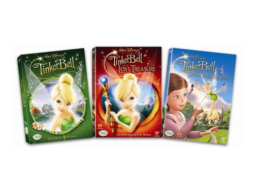 Tinker Bell Three Pack