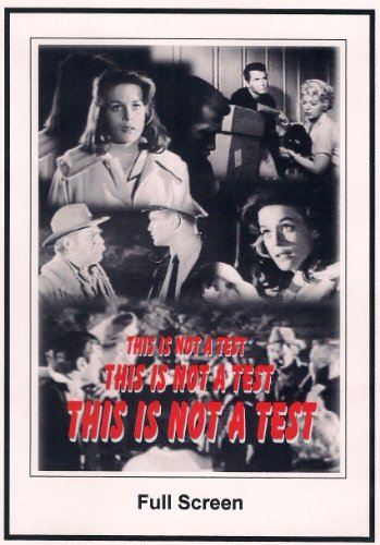 This Is Not A Test 1962