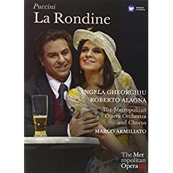 Puccini: La Rondine Live From the Met