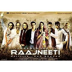 Raajneeti (New Bollywood Movie/ Hindi Film / Indian Cinema DVD)