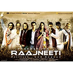 Raajneeti (New Bollywood Movie/ Hindi Film / Indian Cinema DVD)