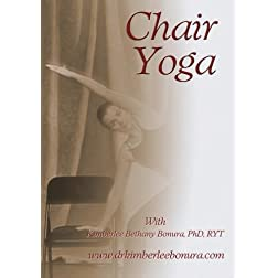 Chair Yoga with Kimberlee Bethany Bonura