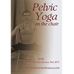 Pelvic Yoga on the Chair with Kimberlee Bethany Bonura