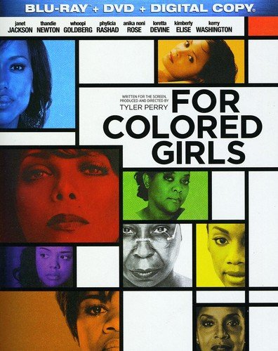 For Colored Girls (Two-Disc Blu-ray/DVD Combo + Digital Copy)