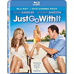 Just Go with It (Two-Disc Blu-ray/DVD Combo)
