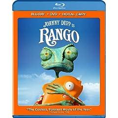 Rango (Two-Disc Blu-ray/DVD Combo + Digital Copy)