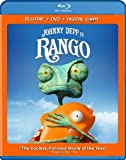 Get Rango On Blu-Ray