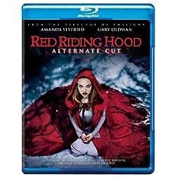 Red Riding Hood (Blu-ray/DVD Combo + Digital Copy)