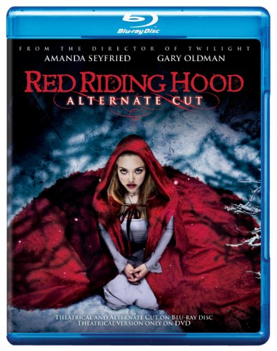 Red Riding Hood (Blu-ray/DVD Combo + Digital Copy)