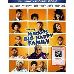 Madea's Big Happy Family [Blu-ray + Digital Copy]