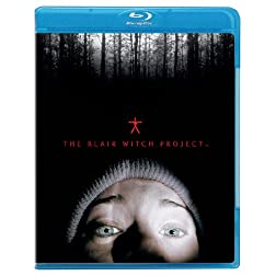 The Blair Witch Project [Blu-ray]