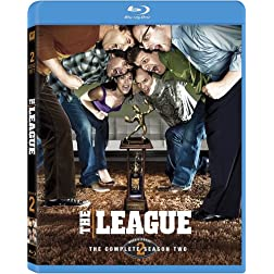 The League: The Complete Season Two [Blu-ray]