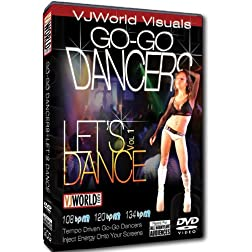 Go-Go Dancers - Let's Dance Vol 1.