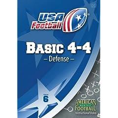 USA Football presents Basic 4-4 - Defense