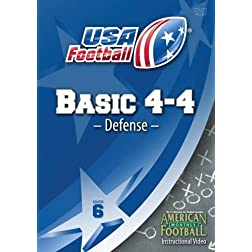 USA Football presents Basic 4-4 - Defense