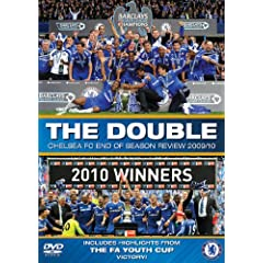 Chelsea FC End of Season Review 2009/10 - The Double