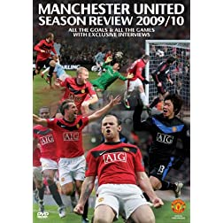 Manchester United Season Review 2009/10
