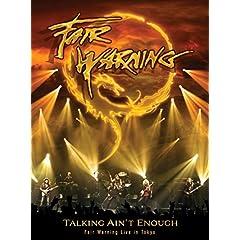 Talking Ain't Enough Fair Warning Live in Tokyo