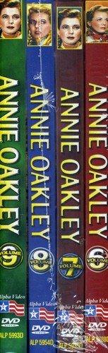 Annie Oakley, Volumes 6-9  (4-DVD)