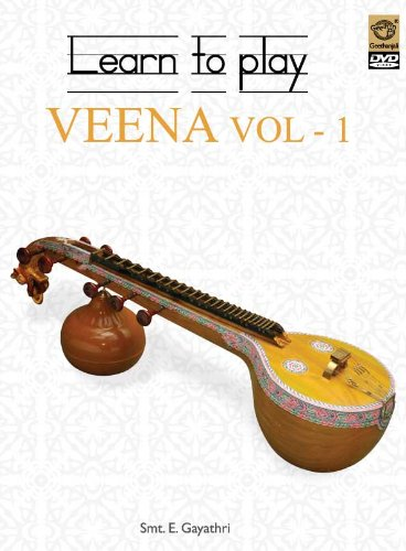Learn To Play Veena Vol 1