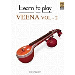 Learn To Play Veena Vol 2