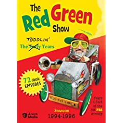 Red Green Show: The Toddlin' Years (Seasons 1994-1996)