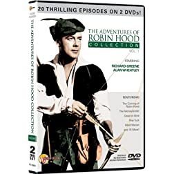 Adventures of Robin Hood Collection 1 (2pc)