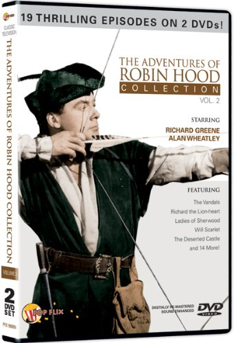 Adventures of Robin Hood Collection 2 (2pc)
