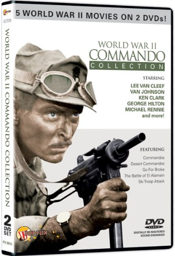 World War II Commando