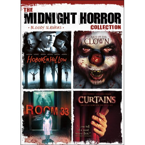 The Midnight Horror Collection: Bloody Slashers