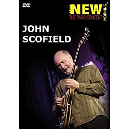 Scofield, John - New Morning: The Paris Concert