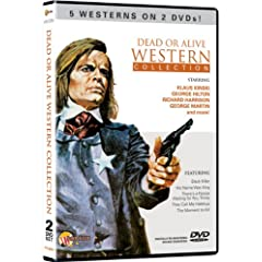 Dead Or Alive Western Collection (2pc) (Ws)