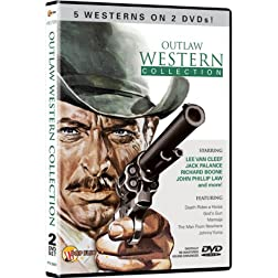 Outlaw Western Collection (2pc)