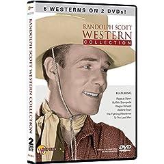 Randolph Scott Western Collection (2pc)