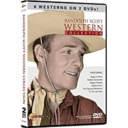 Randolph Scott Western Collection (2pc)