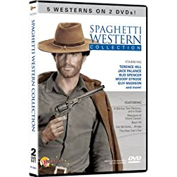 Spaghetti Western Collection 1 (2pc)