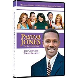 Pastor Jones : The Complete First Season