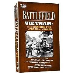 BATTLEFIELD - Vietnam: from Dien Bien Phu to Peace with Honor! 3 DVD Set!