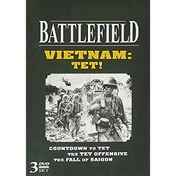 BATTLEFIELD - Vietnam TET! 3 DVD Set!